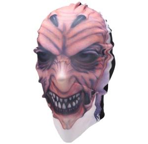 Full-Face-Maske Hexe