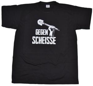 T-Shirt Gegen Scheiße G44