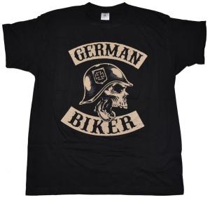 T-Shirt German Biker
