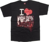 Toxico T-Shirt I love Police Brutality