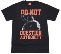 Toxico T-Shirt Authority