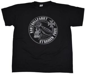 T-Shirt Strasse frei Kontrollfahrt G424U