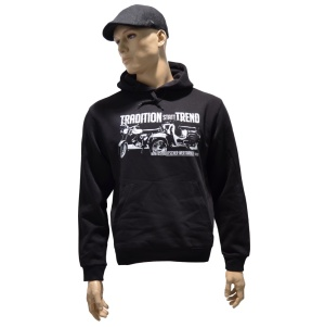 Kapuzensweatshirt Tradition statt Trend G45