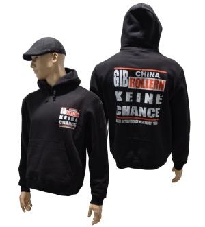 Kapuzensweatshirt Gib China Rollern keine Chance K26 G528