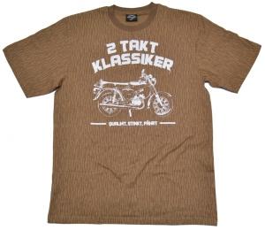 T-Shirt 2 Takt Klassiker G518