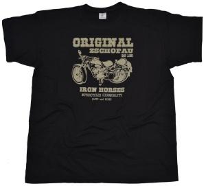T-Shirt Original Zschopau MZ RT 125 G303
