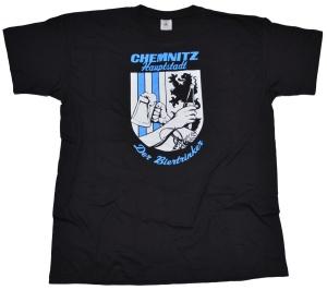 T-Shirt Chemnitz Hauptstadt der Biertrinker G69