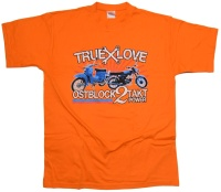 T-Shirt True Love Ostblock 2 Takt Power