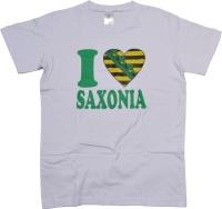 T-Shirt I Love Saxonia