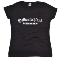 Damen T-Shirt Ostdeutschland Actioncrew G35