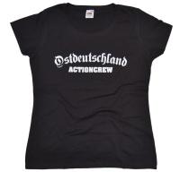 Damen T-Shirt Ostdeutschland Actioncrew G35