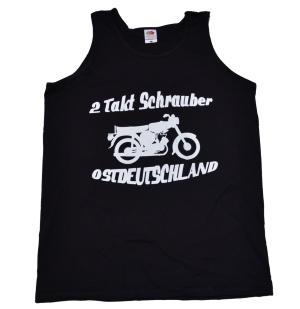 Tanktop bzw. Muckishirt 2 Takt Schrauber G524