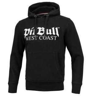 Pit Bull West Coast Kapuzensweat Old Logo
