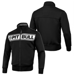 Pit Bull Westcoast Trainingsjacke Oldschool Chest Logo
