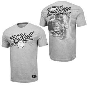 Pit Bull West Coast T-Shirt San Diego III