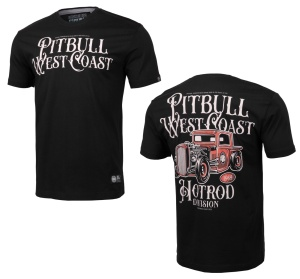 Pit Bull West Coast T-Shirt Hotroad DVSN Middle Weight