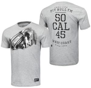 Pit Bull West Coast T-Shirt SO CAL 45