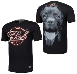 Pit Bull West Coast T-Shirt Pitbull IR