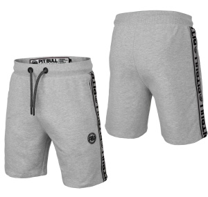 Pit Bull West Coast Sweatshort Terry Small Logo fällt klein aus
