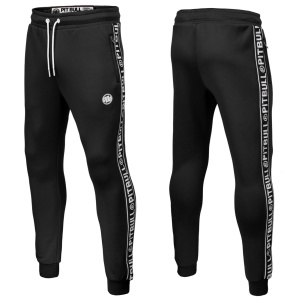 Pit Bull West Coast Oldschool Track Pants Tape Logo