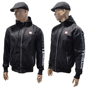 Pit Bull West Coast Sommer Jacke Windjacke Athletic SLV