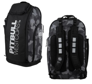 Pit Bull West Coast Rucksack Training Backpack Airway