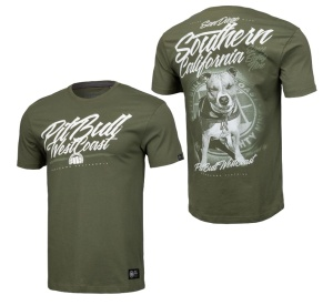 Pit Bull West Coast T-Shirt SO CAL 18