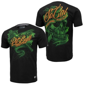 Pit Bull West Coast T-Shirt Thug Life III
