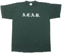 T-Shirt A.C.A.B. G24