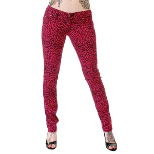 Stretchjeans Leo EVIL Clothing Poizen Industries