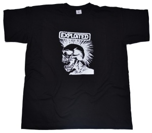 Punkrock T-Shirt The Exploited G78