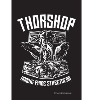 Aufkleber Thorshop
