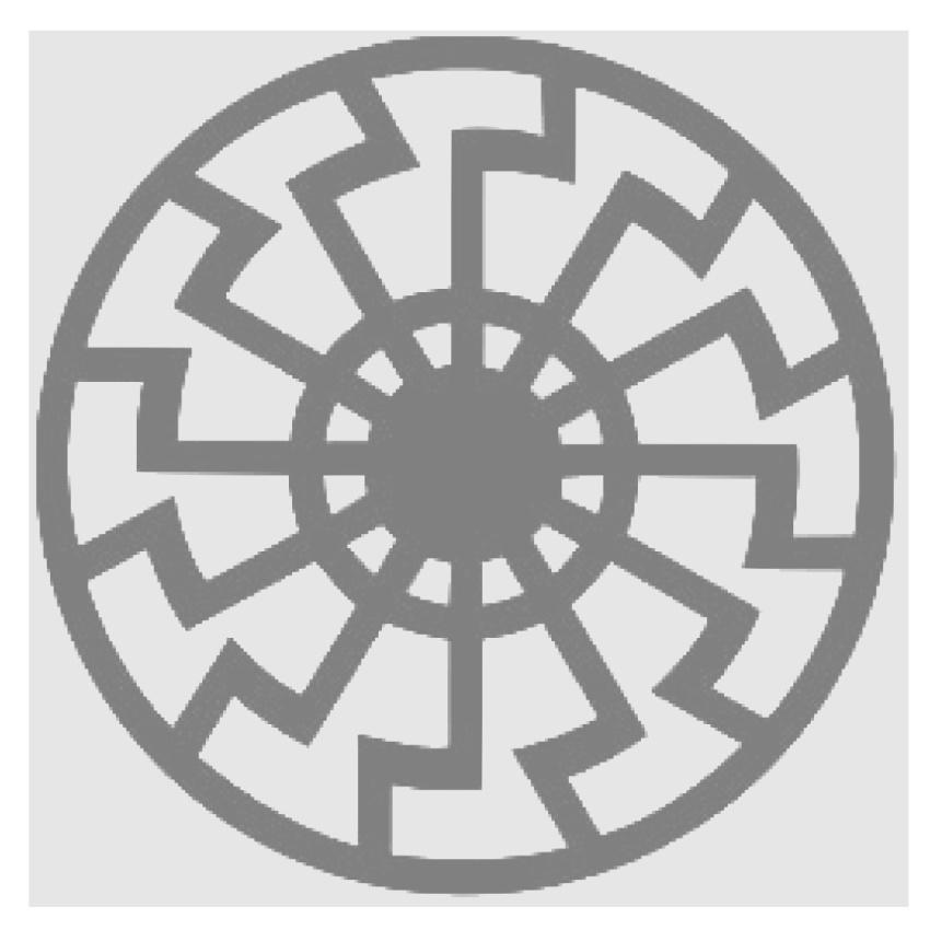 aufkleber schwarze sonne wikinger versand details rac shop akblacksun rac. Black Bedroom Furniture Sets. Home Design Ideas