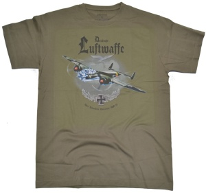 Antonio T-Shirt DO-17 Dornier Langstreckenbomber