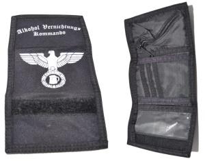 Stoff-Geldbörse Alkohol Vernichtungs Kommando K43