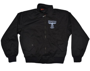 Harrington Style Jacke Division Sachsen K54