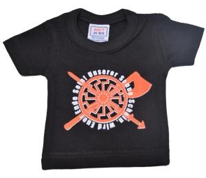 Mini Deko T-Shirt Unserer Sonne Schein K32