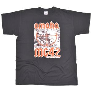 T-Shirt GSS German Schock Style Omaha beach party G545