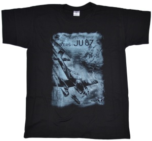 T-Shirt Stuka JU87