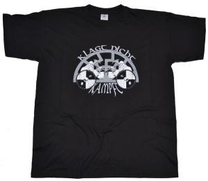 T-Shirt Klagt nicht Kämpft mit schwarzer Sonne G66