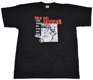 GSS German Schock Style T-Shirt Volk ans Gewehr G310