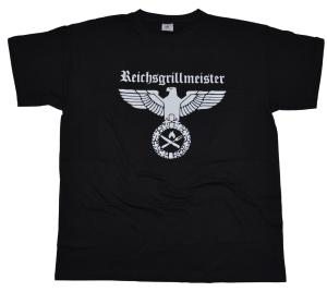 T-Shirt Reichsgrillmeister II mit G428