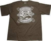 T-Shirt Nach Frankreich nur auf Ketten G542U
