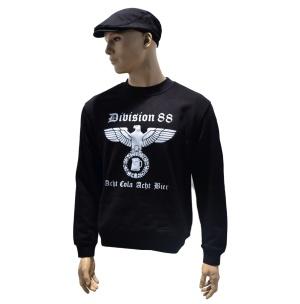 Sweatshirt Division 88 Acht Cola Acht Bier G308