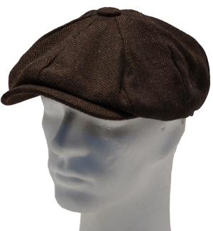Newsboy Cap Ballonmütze 20er Jahre Mütze