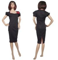 Pencil Dress/Bleistiftkleid Küstenluder Rockabilly