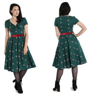 Beth Dress Swingkleis im 50iger Jahre Stil Hell Bunny
