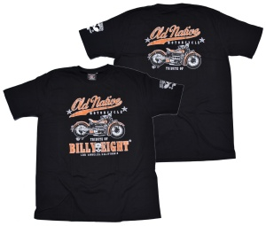 T-Shirt Billy Eight Old Native