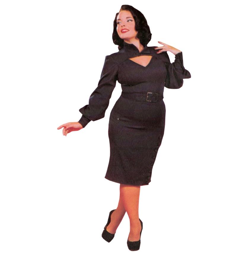 vintage dress 50 60iger jahre miss candyfloss miss candyfloss kleider details rock rascal. Black Bedroom Furniture Sets. Home Design Ideas