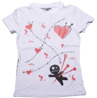 Girl Shirt Voodoo